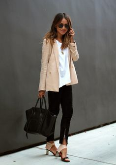 Perfect causal work/Happy Hour  style