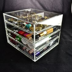 Magazine Rack, Drawers, Crystals, Storage, Model, Shopping, Collection, Home Decor, Storage Ideas