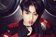 "BTS ""Jungkook"" sexy ♥ •●•♡》♛♟❁♞☄☽샤론 엘리차베스☾☄ ♞❁♟♛《♡•●• ~Imagen via WeHeartIt~"