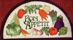 cross stitch fruit veggies - Yahoo Image Search Results