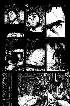 Wild Blue Yonder Issue 2 Page 22 by Spacefriend-KRUNK on deviantART