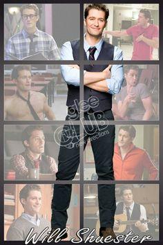 #WillShuester #Glee #MatthewMorrison