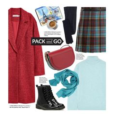 Pack and Go: Paris Fashion Week by beebeely-look on Polyvore featuring Khaite, H&M, Junya Watanabe, Madewell, Victoria Beckham, Aglaia, StreetStyle, PFW, parisfashionweek and Packandgo