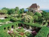 Jardin des 5 sens, Yvoire, Haute-Savoie, Rhône-Alpes, France
