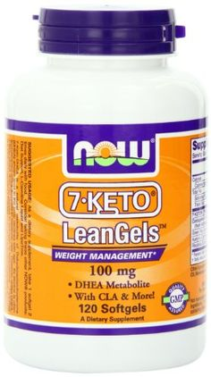 Now Foods 7-keto 100mg Leangels, 120-Count Now Foods http://www.amazon.com/dp/B0041VMCGO/ref=cm_sw_r_pi_dp_uWfMub1RFRE21