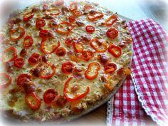 : Pizza schütteln - Famous Last Words Paleo Pizza, Low Carb Pizza, Low Carb Keto, Low Carb Recipes, Cooking Recipes, Healthy Recipes, Weigt Watchers, Pizza Snacks, Eat Smart
