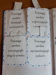 Opowiadamy... Bullet Journal, Study, Teacher, Organization, Writing, Education, School, Kids, Notes