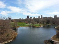 Central Park. NYC. Turtle pond. April 2015.