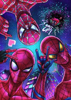 Spiderman : Everyone in my home ! by tontentotza on DeviantArt
