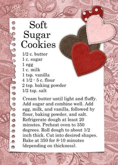How To Make Cookies Without Baking Soda . The original grain free peanut er chocolate chip cookie dough bites no white sugar crispy chocolate chip cookies Soft Sugar Cookies, Candy Cookies, No Bake Cookies, Cookies Et Biscuits, Yummy Cookies, Holiday Cookies, Cupcake Cookies, Simple Sugar Cookie Recipe, Cupcakes
