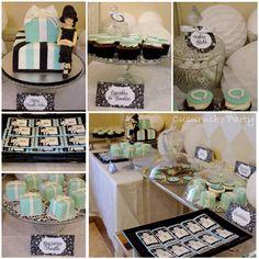 Mesa dulce Tiffanys