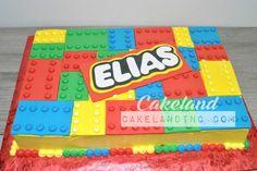 28.lego cake