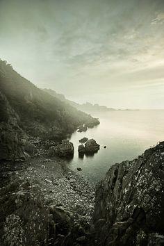 Swedish West Coast by Robert Elmengård, via Behance