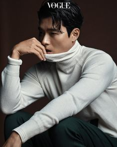 Hyun Bin and Son Ye Jin in Vogue Korea September 2018