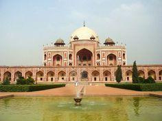 Humayums Tomb, India