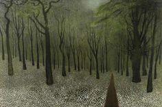 Richard Cartwright, The garlic woods.