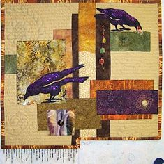 Image result for modern crazy quilting