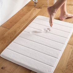 Non-skid Latex Bath Rugs