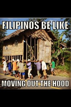 Filipinos be like, lol