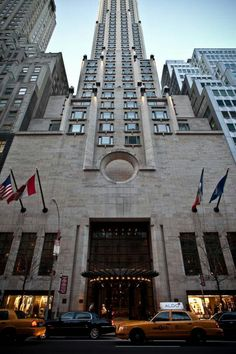 Life List, Travel and Adventure: Stay a night in a mega swanky hotel in New York City