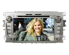 Android 4.0 car DVD player for Ford Kuga 2008 2009 , auto multimedia with 7 inch touch screen, GPS navigation system with dual zone function, WIFI, 3G Internet Access, analog TV tuner built in, Radio with RDS, Bluetooth car kit, iPod port, USB, SD, support the original steering wheel controls, CAN bus decoder to support the orignal digital amplifier (optional), Color: Silver, Black