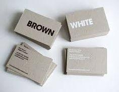 Brown and White Design Studio