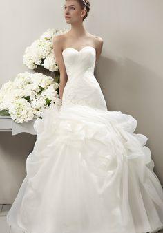 2015 New Style Adriana Alier 124-GEISHA Wedding Dress [124-GEISH] ☻. ✿. ☂  ✿