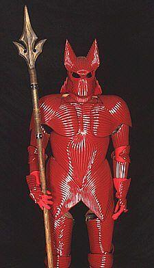"Costume by Eiko Ishioka from Bram Stoker's 'Dracula"""""