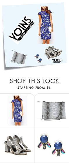 """""""Yoins collection"""" by martina215 ❤ liked on Polyvore featuring мода, Post-It, women's clothing, women, female, woman, misses и juniors"""