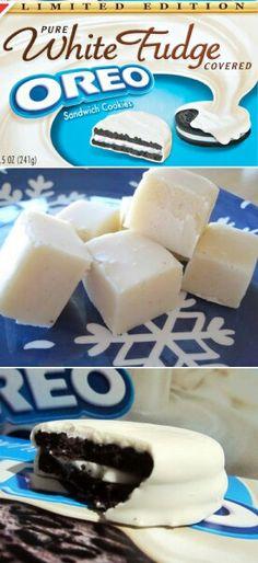 White Fudge