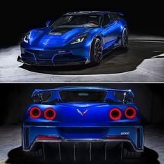 The ALL-ELECTRIC Corvette GXE has 800 HP and hits 220 Mph