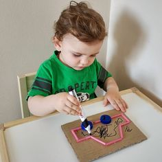 Preschool Activities At Home, Indoor Activities For Toddlers, Autism Activities, Toddler Learning Activities, Sensory Activities, Infant Activities, Kids Learning, Transportation Crafts, Exercise For Kids