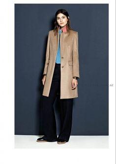 Graciela Naum – Abrigos de moda para el invierno 2015