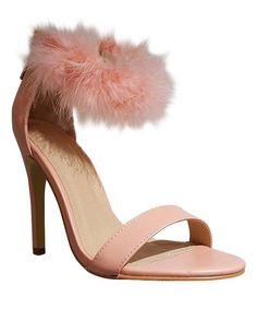Pink Jasmine Sandal
