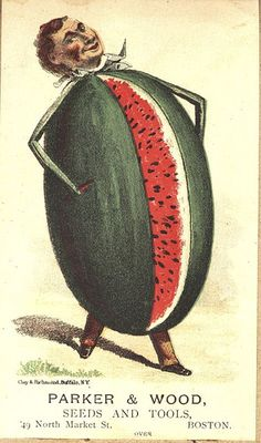 Watermelon man
