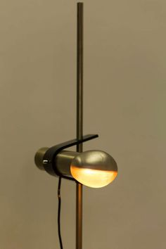 Tito Agnoli floor lamp, 1960s
