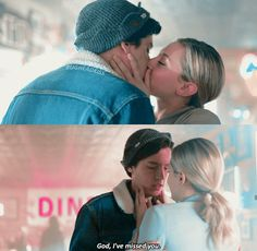 """Bughead ♡ """"God, I've missed you. Riverdale Quotes, Bughead Riverdale, Riverdale Funny, Dylan Jordan, Riverdale Betty And Jughead, Cole Spouse, Lili Reinhart And Cole Sprouse, Riverdale Cole Sprouse, Dylan Sprouse"""