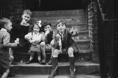 East End children: 1954, Henry Grant