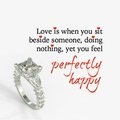603 Best Love And Inspirational Quotes Images Engagement Rings