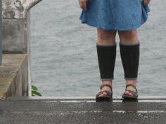 Ravelry: Daysfull's Bare Island Legwarmers