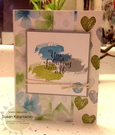 Work of Art SUO by SMkal - Cards and Paper Crafts at Splitcoaststampers