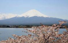 Lugares mais lindos do mundo: Monte Fuji, Japão