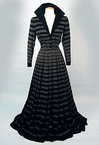 Jacques Fath Evening Gown, circa 1950
