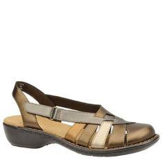 9696c91bb20 Clarks Women s Ina Classy Sandal - Metallic Clarks.  28.38 Shoes Uk