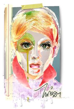 """~ Twiggy ~"" by polly301 on Polyvore"