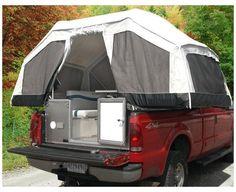 Truck Bed Camping, Diy Camping, Family Camping, Camping Gear, Camping Hacks, Outdoor Camping, Outdoor Gear, Camping Glamping, Camping Survival