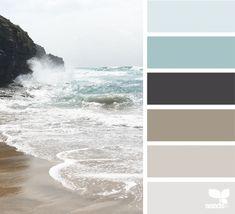 Design Seeds + Color Atlas by Archroma® Design Seeds, Colour Pallette, Colour Schemes, Color Combos, Decoration Palette, Deco Marine, Colour Board, House Colors, Color Inspiration