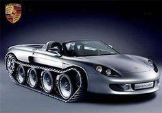 10 Most Bizarre Vehicles That Actually Exist Vehicals Weird Cars Porsche Rs, Porsche Carrera Gt, Strange Cars, Weird Cars, Crazy Cars, Cars Vintage, Pt Cruiser, Transporter, Unique Cars