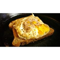 Fried Egg Sandwiches With Lemon Infused  Olive Oil Recipe