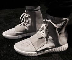 Yeezy boost by Kanye West x Adidas collaboration